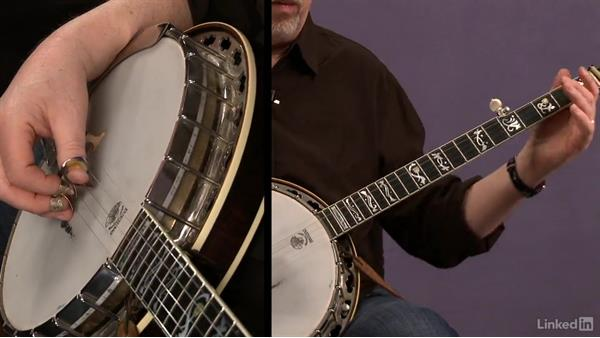 """Ear training: """"Will the Circle Be Unbroken"""": Banjo Lessons with Tony Trischka: 2 Hammer-Ons and Pull-Offs"""