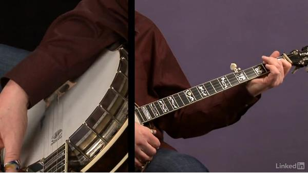 """Old Dan Tucker"": Banjo Lessons with Tony Trischka: 2 Hammer-Ons and Pull-Offs"