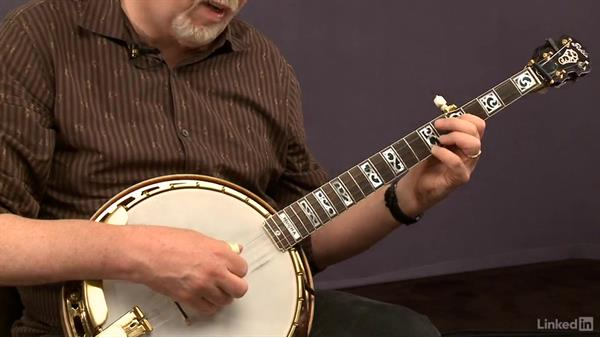 """""""Banks of the Ohio,"""" up the neck: Part 3, using 6ths: Banjo Lessons with Tony Trischka: 3 Playing Songs"""