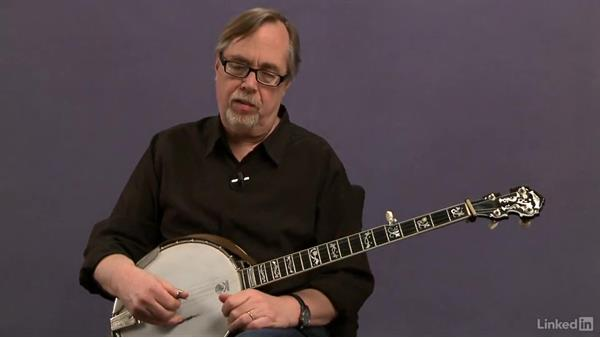 """Foggy Mountain Breakdown"" roll: Banjo Lessons with Tony Trischka: 3 Playing Songs"