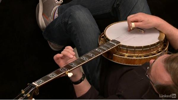"""""""Shady Grove"""" (modal): Part 1: Banjo Lessons with Tony Trischka: 3 Playing Songs"""