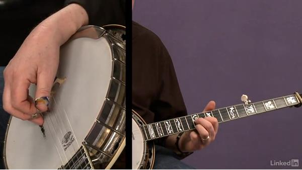 The diggy diggy: Banjo Lessons with Tony Trischka: 3 Playing Songs