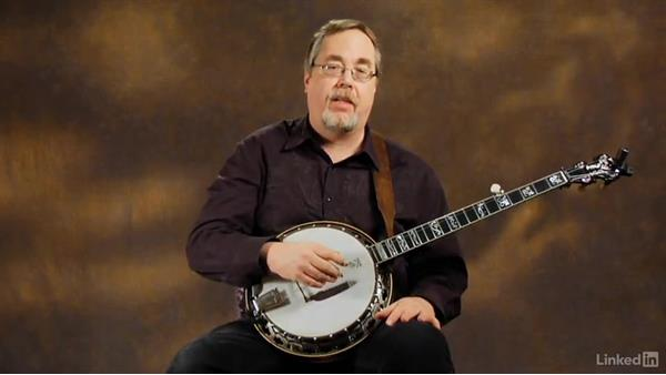 Harmonics: Banjo Lessons with Tony Trischka: 3 Playing Songs
