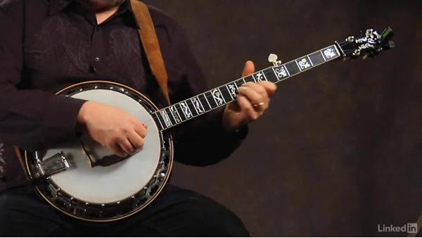 Fancier backup: Part 1: Banjo Lessons with Tony Trischka: 3 Playing Songs