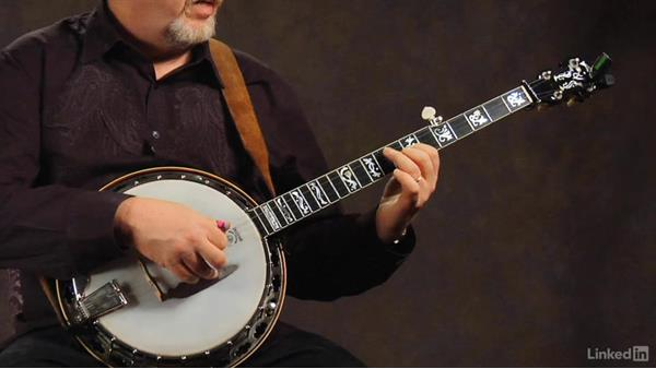 Fancier backup: Part 2: Banjo Lessons with Tony Trischka: 3 Playing Songs