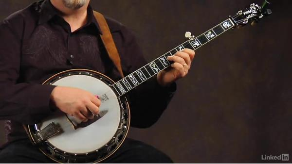 Fancier backup: Part 3: Banjo Lessons with Tony Trischka: 3 Playing Songs