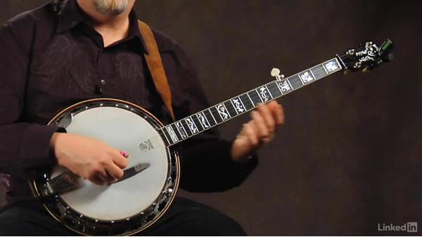 Fancier backup: Part 4: Banjo Lessons with Tony Trischka: 3 Playing Songs