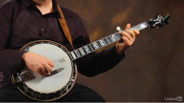 Fancier backup: Part 5: Banjo Lessons with Tony Trischka: 3 Playing Songs