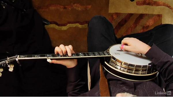 Fancier backup: Part 6: Banjo Lessons with Tony Trischka: 3 Playing Songs