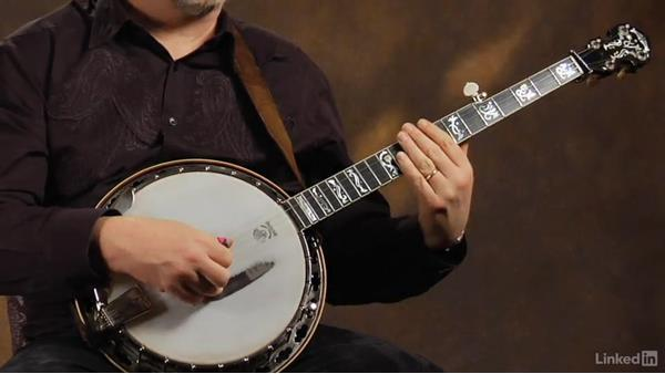 """Don't Get Trouble in Your Mind"": Key of C: Banjo Lessons with Tony Trischka: 3 Playing Songs"