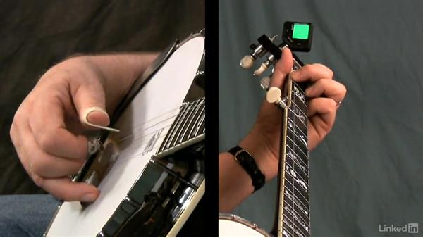 """""""Worried Man Blues"""": Down the neck: Banjo Lessons with Tony Trischka: 3 Playing Songs"""