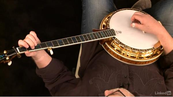 Practice techniques & reaching goals: Part 1: Banjo Lessons with Tony Trischka: 3 Playing Songs