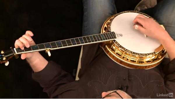 Practice techniques & reaching goals: Part 3: Banjo Lessons with Tony Trischka: 3 Playing Songs