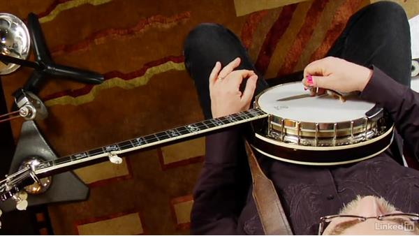 Intermediate hammer-ons: Part 1: Banjo Lessons with Tony Trischka: 3 Playing Songs