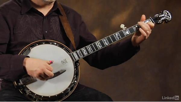Intermediate hammer-ons: Part 2: Banjo Lessons with Tony Trischka: 3 Playing Songs