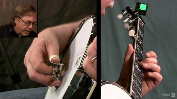 """Worried Man Blues"": Up the neck: Banjo Lessons with Tony Trischka: 3 Playing Songs"
