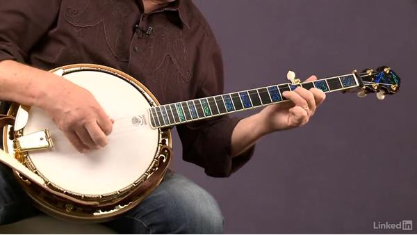 11 ways to leave your level: Part 2: Banjo Lessons with Tony Trischka: 3 Playing Songs