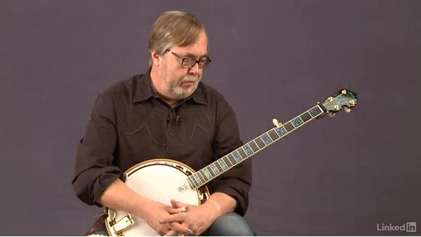11 ways to leave your level: Part 3: Banjo Lessons with Tony Trischka: 3 Playing Songs