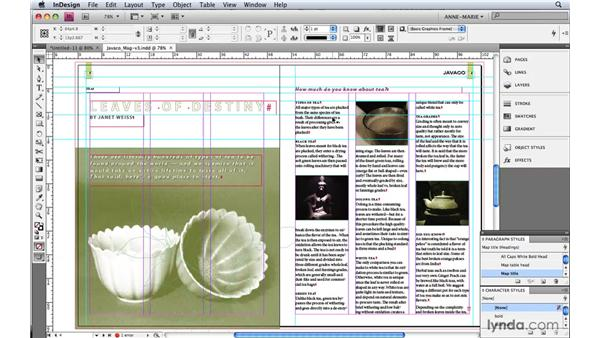 2. Building custom defaults: InDesign CS4: 10 Habits of Highly Effective Pros