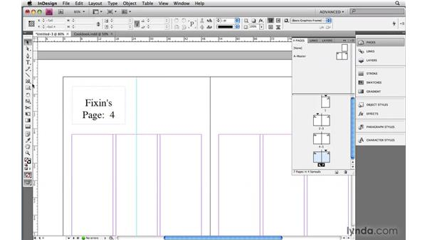 4. Creating and applying masters intelligently: InDesign CS4: 10 Habits of Highly Effective Pros