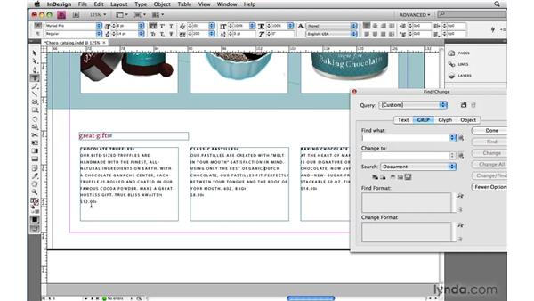 7. Mastering GREP: InDesign CS4: 10 Habits of Highly Effective Pros