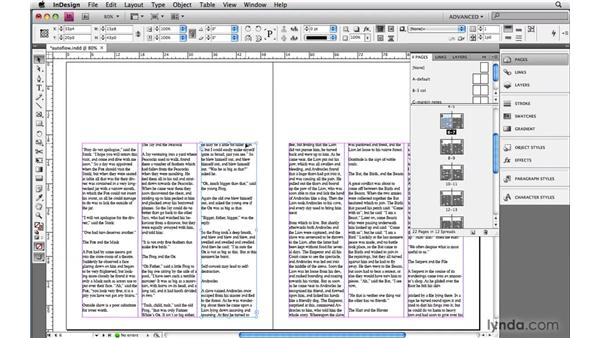 8. Auto-flowing the InDesign way: InDesign CS4: 10 Habits of Highly Effective Pros