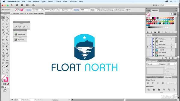 Ideation tactics: Foundations of Logo Design: Illustrating Logo Marks