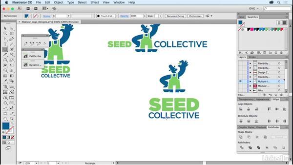 Modular logo designs: Foundations of Logo Design: Illustrating Logo Marks