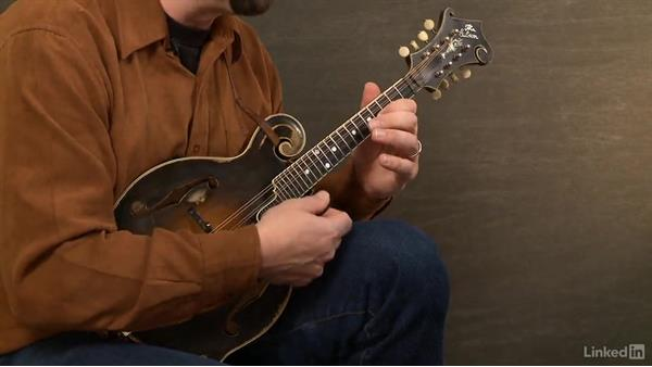Advanced arpeggios, part 1: Mandolin Lessons with Mike Marshall: 3 Simplifying Difficult Tunes