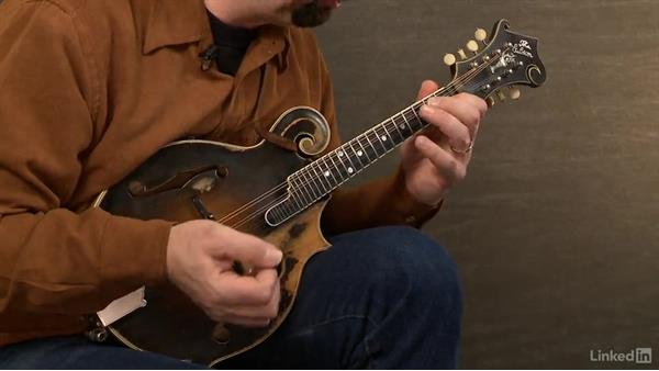 Advanced arpeggios, part 2: Mandolin Lessons with Mike Marshall: 3 Simplifying Difficult Tunes