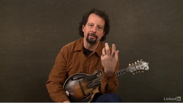 Playing out of closed position: Mandolin Lessons with Mike Marshall: 3 Simplifying Difficult Tunes