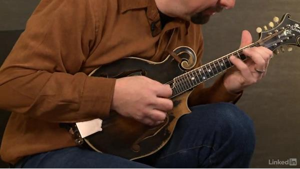 Making simple tunes difficult, part  2: Mandolin Lessons with Mike Marshall: 3 Simplifying Difficult Tunes