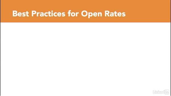 Open rates and click-through data: Managing Email Marketing Lists and Campaigns