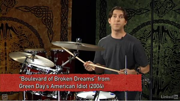 """""""I Won't Back Down"""" by Tom Petty: Drum Set Instruction: On The Beaten Path"""