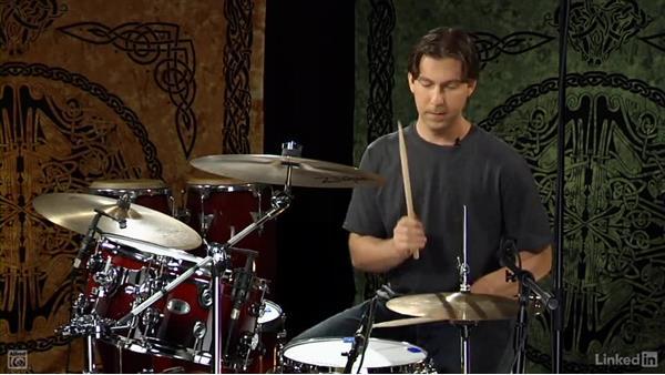 """Free Fallin'"" by Tom Petty: Drum Set Instruction: On The Beaten Path"