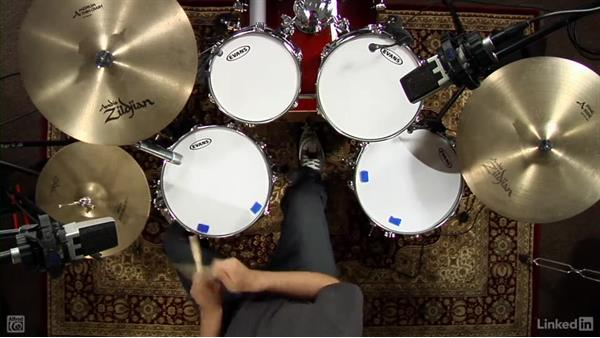 """Sweet Emotion"" by Aerosmith: Drum Set Instruction: On The Beaten Path"