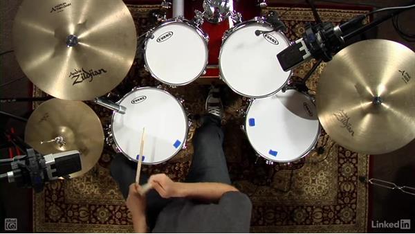 """Walk This Way"" by Aerosmith: Drum Set Instruction: On The Beaten Path"