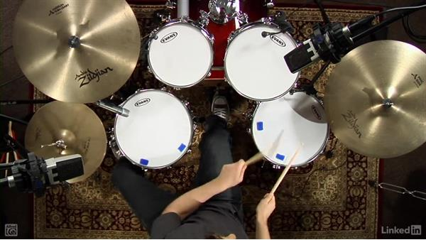 """Who Do You Love?"" by George Thorogood & the Destroyers: Drum Set Instruction: On The Beaten Path"