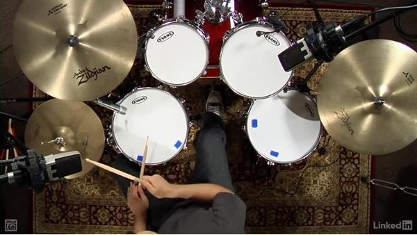 """Boom Boom"" by John Lee Hooker: Drum Set Instruction: On The Beaten Path"