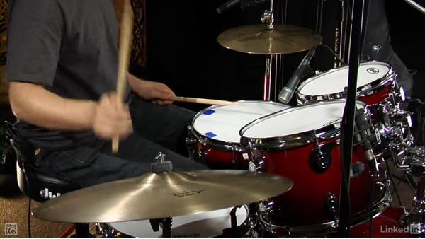 """Green Onions"" by Booker T. and the MGs: Drum Set Instruction: On The Beaten Path"