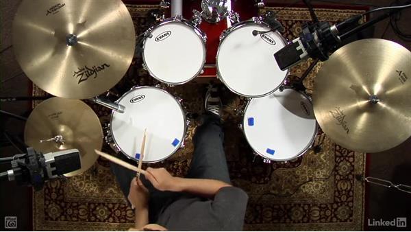 """Texas Flood"": Drum Set Instruction: On The Beaten Path"