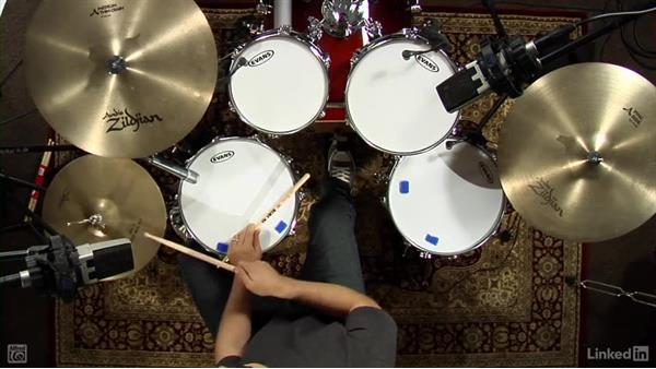 """Chelsea Bridge"" by Buddy Rich: Drum Set Instruction: On The Beaten Path"