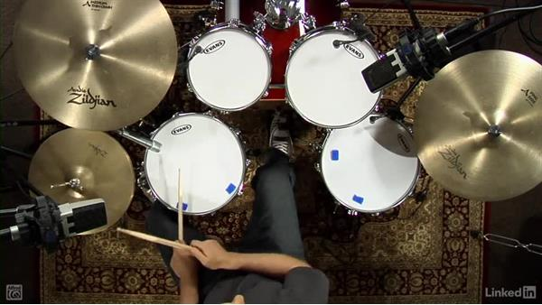 """""""Doodle Loop"""" by The Meters: Drum Set Instruction: On The Beaten Path"""