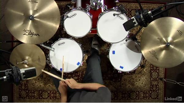 """Tippi-Toes"" by The Meters: Drum Set Instruction: On The Beaten Path"