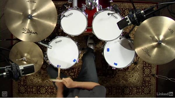 """Brick House"" by The Commodores: Drum Set Instruction: On The Beaten Path"