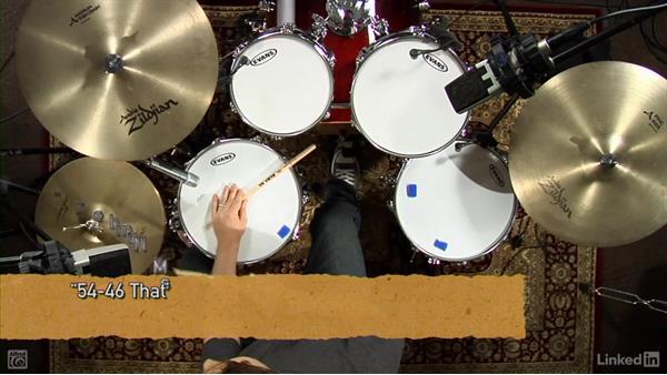 One drop: Drum Set Instruction: On The Beaten Path