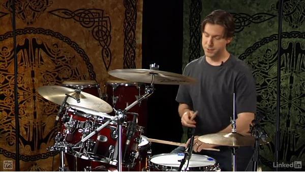 Latin beats in rock songs: Drum Set Instruction: On The Beaten Path