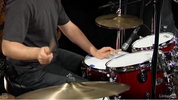 Up-tempo bossa nova: Drum Set Instruction: On The Beaten Path