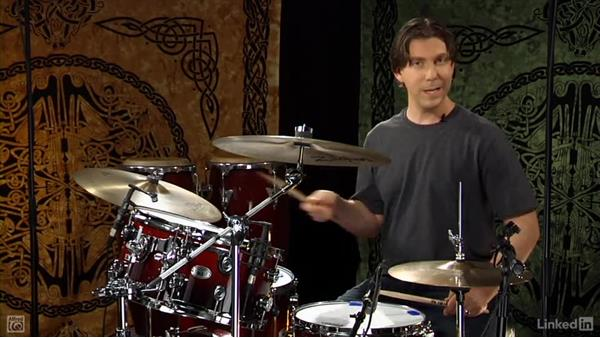 Dropping bombs: Drum Set Instruction: On The Beaten Path