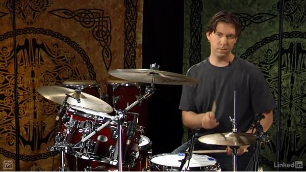 The 5-stroke roll: Drum Set Instruction: On The Beaten Path